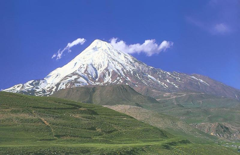 کوه ها برای زندگی ما حیاتی هستند