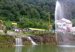 رستوران آبشار مازندران