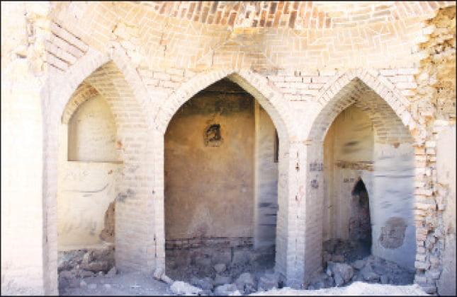 قلعه سلیمان خان بوربور