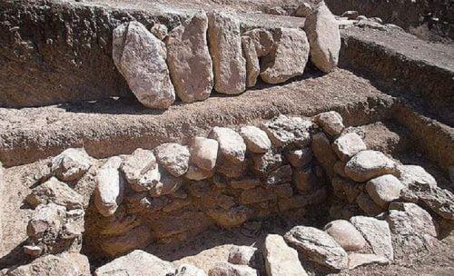 قبرستان تاریخی ۳۵۰۰ ساله روستای لما
