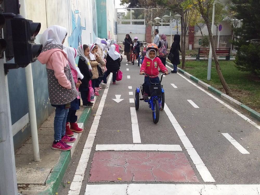 پارک ترافیک کودکان تهران کجاست ؟