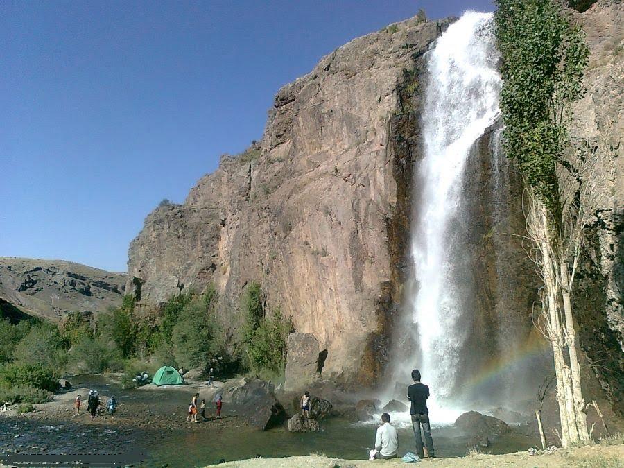 آبشار سد آیدوغموش