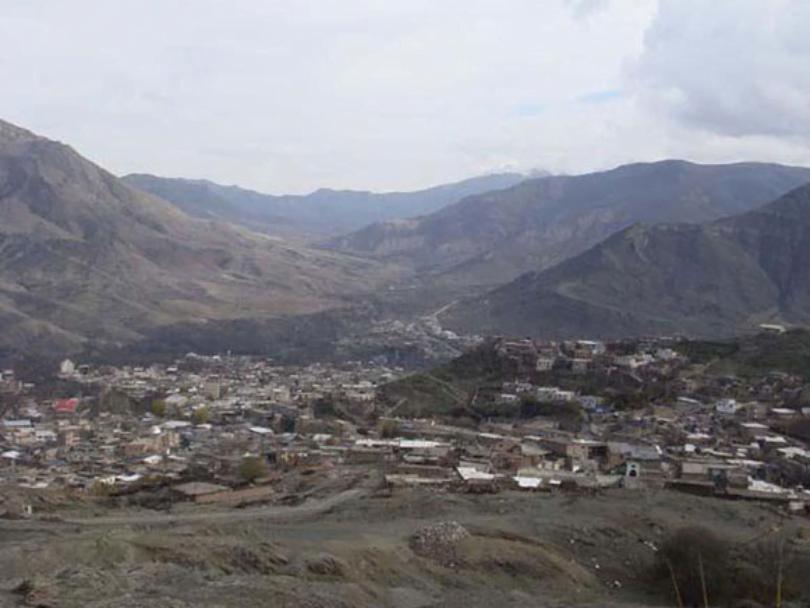 آبگرم قلعه کندی کلیبر