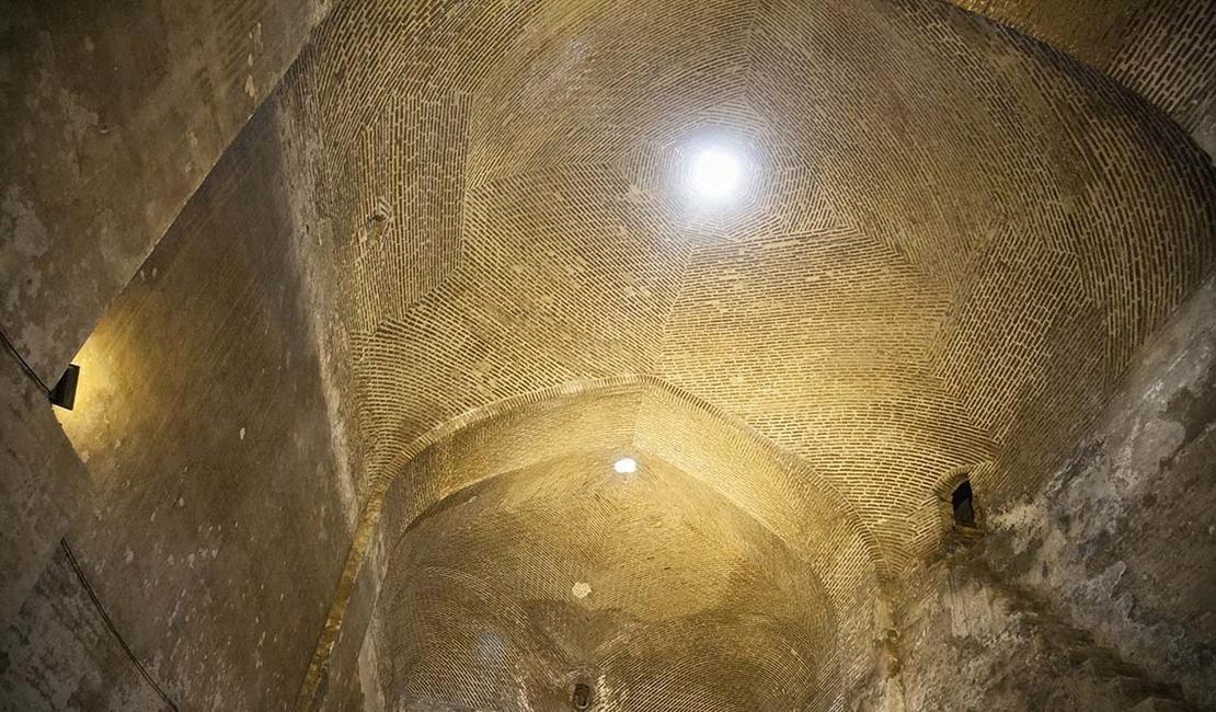آب انبار مسجد جامع قزوین آب انبار مسجد جامع قزوین