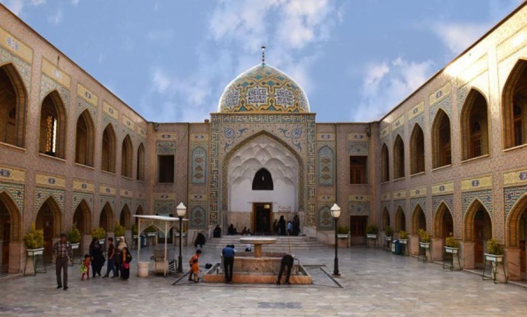 آرامگاه پیر پالان دوز جاهای دیدنی مشهد ،100 جاذبه گردشگری معروف