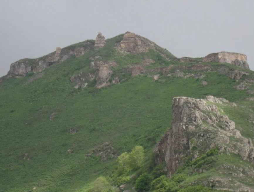 آغجا قلعه
