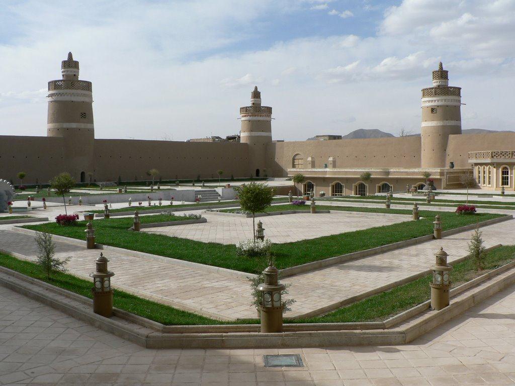 ارگ شیخ بهایی نجف آباد