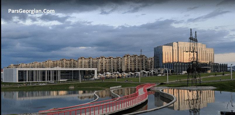 خرید خانه ارزان در گرجستان و اخذ اقامت گرجستان
