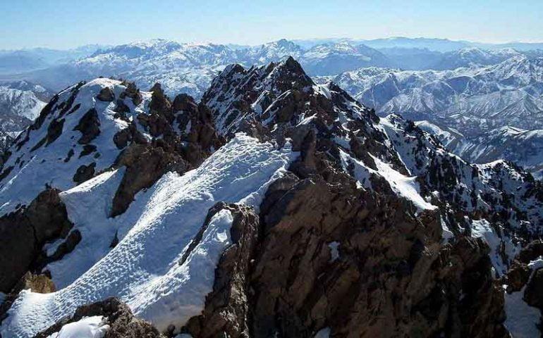 کوهستانهای جنوب ایران