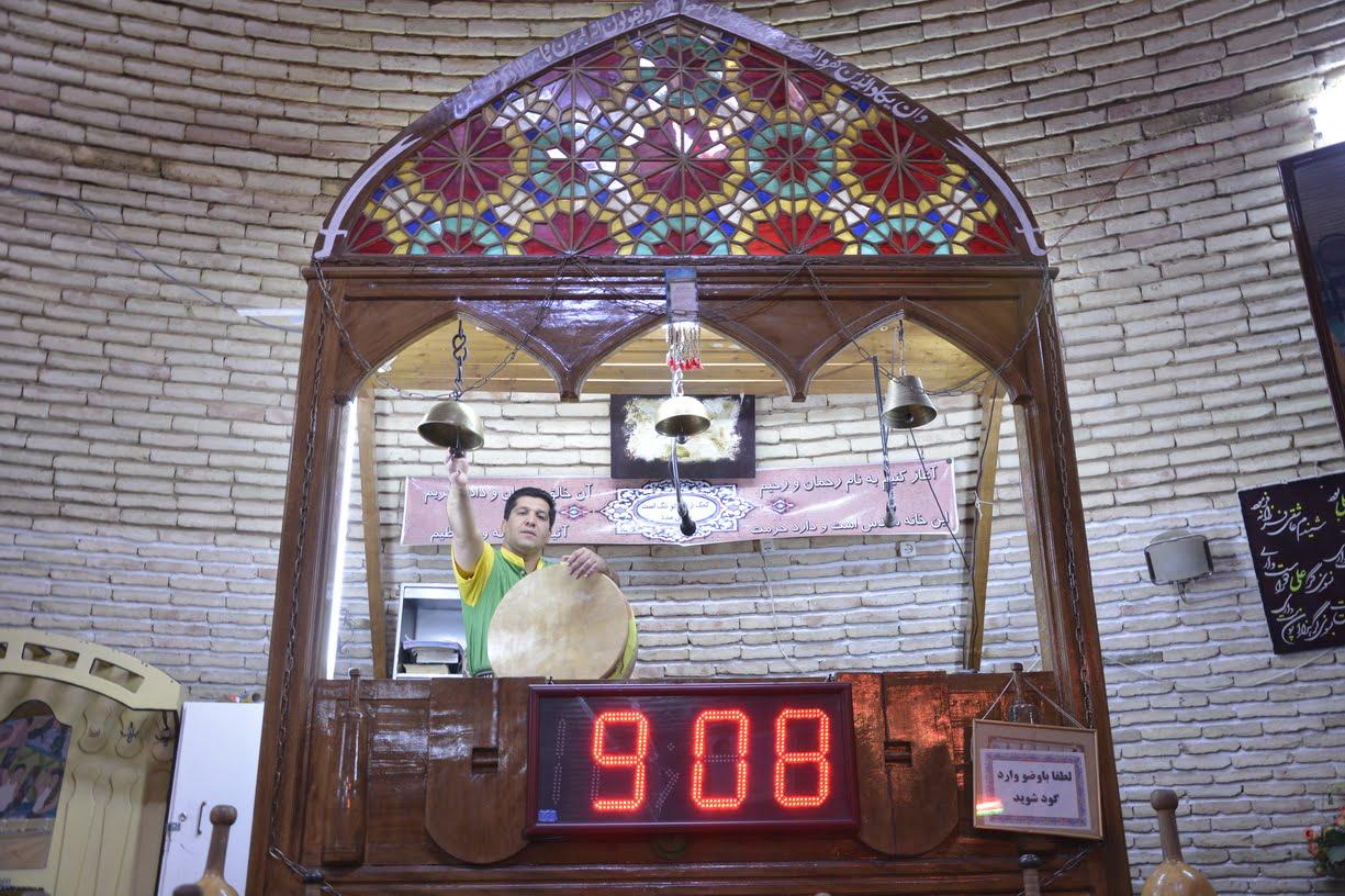 زورخانه صاحب الزمان یزد
