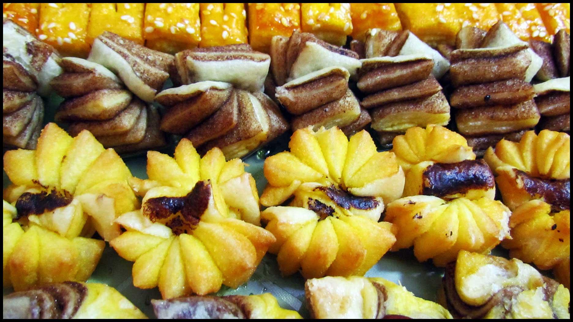 شیرینی سرای جام عسل مشهد