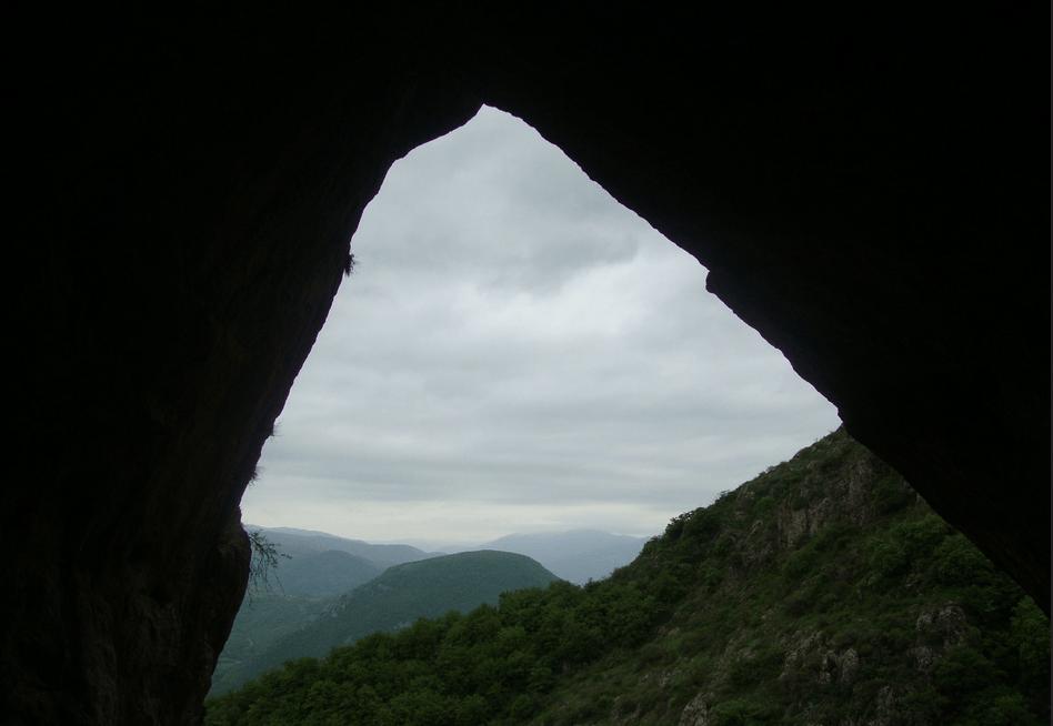 غار وایقان