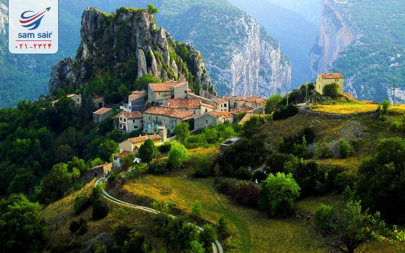 شما در تور اروپا عاشق اسپانیا، ایتالیا و فرانسه می شوید...