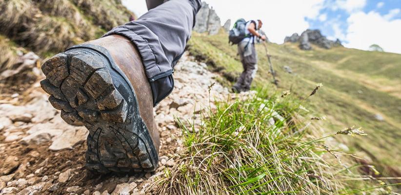 خرید کفش کوهنوردی مناسب