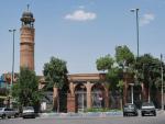 مسجد جامع سبزه میدان اسکو