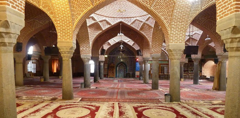 مسجد جامع شبستر مسجد جامع شبستر