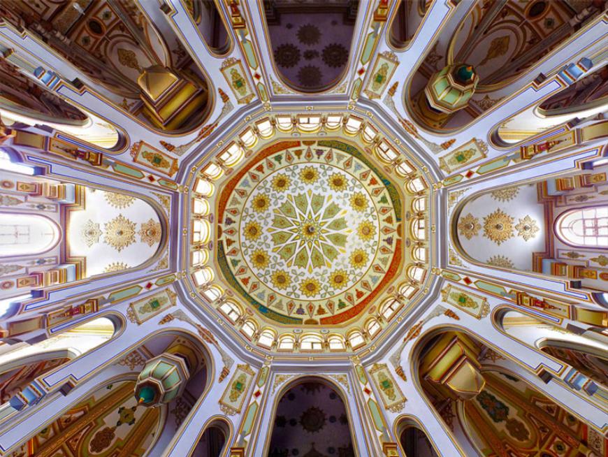 مسجد شافعی ها؛ از زیباترین مساجد اهل تسنن ایران مسجد شافعی ها؛ از زیباترین مساجد اهل تسنن ایران