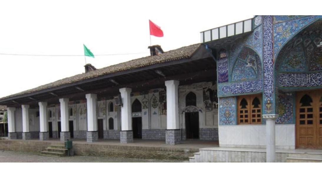 مسجد چهار پادشاه