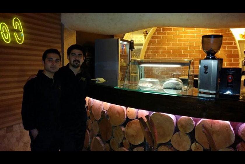 کافه ملک  کافه ملک نوشهر