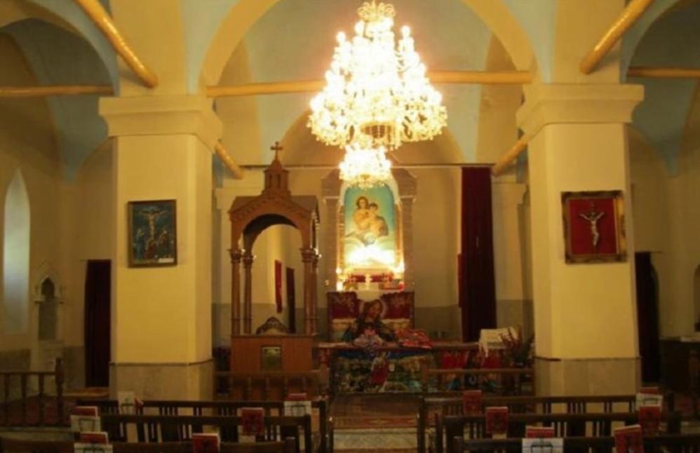 کلیسای مسروپ مقدس رشت