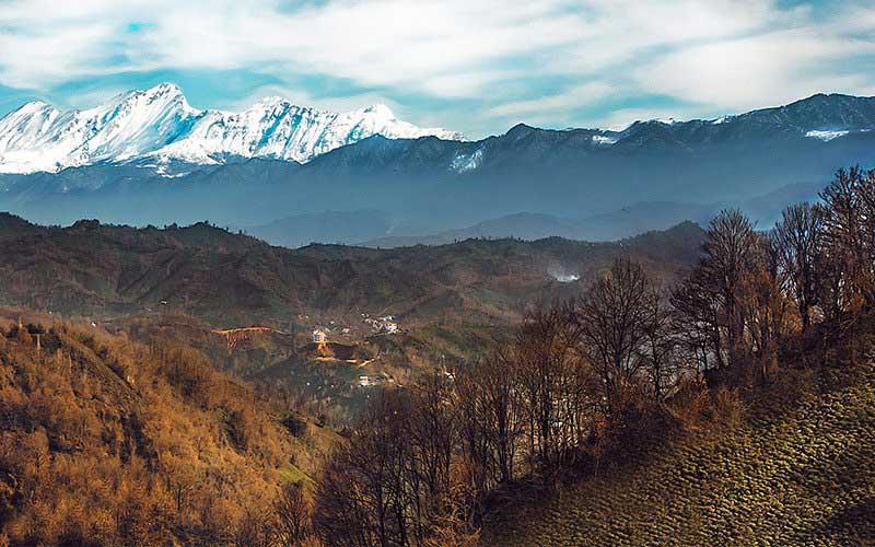 کوهستانهای شمال ایران 2