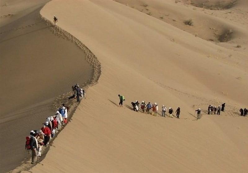 گردشگری بیابان چیست ؟