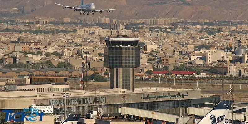 هزینهی سفر هوایی از شهرهای ایران به پایتخت چقدر است؟