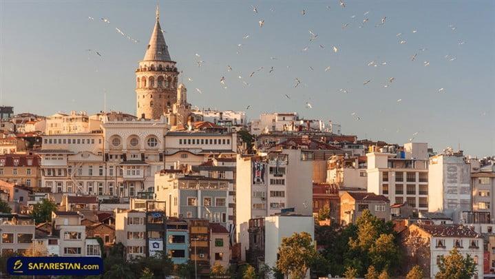 طعم خوش سفر با عصاره استانبول