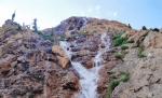 آبشار سنگسر مهديشهر