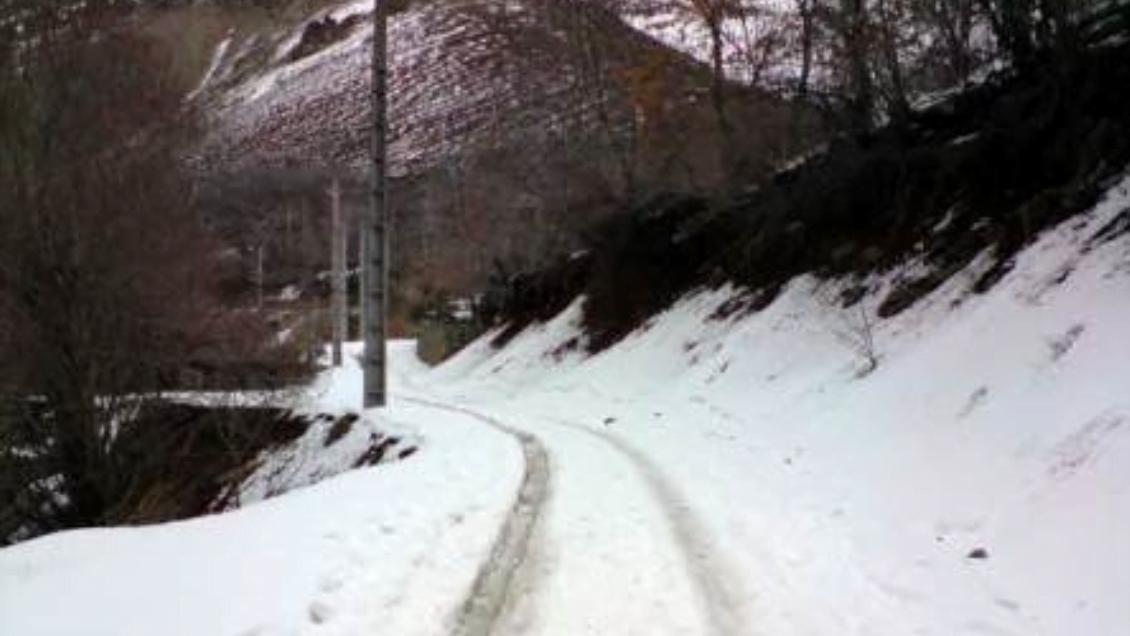 جاده قديم امامزاده داوود