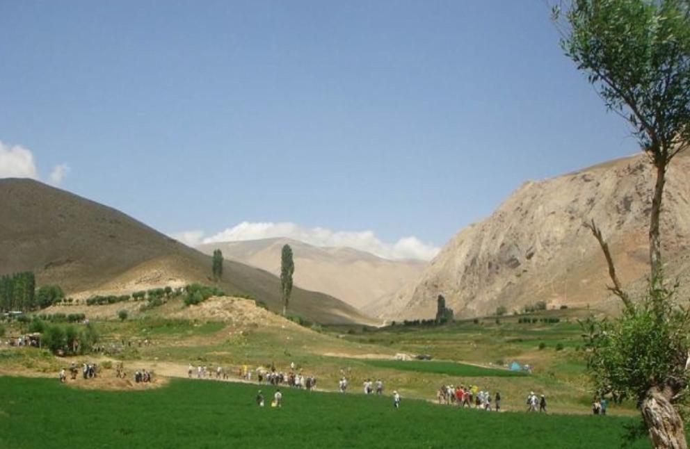روستای جليزجند