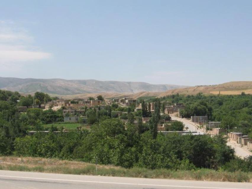 روستای بدرانلو