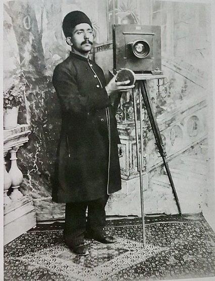 ايران، نخستين كشور مسلمانی كه هنر عكاسی را پذيرفت