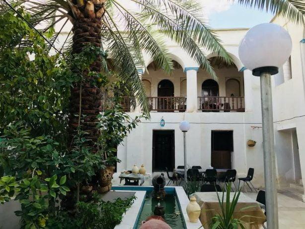 هتل رستوران سنتی نریمان اوز