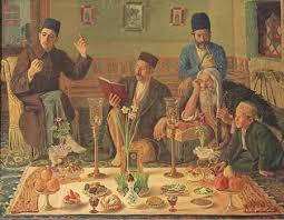 نوروز ميعادگاه اقوام هميشه شاد ايرانی