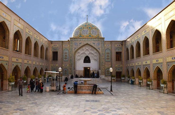 جاهای دیدنی مشهد در نوروز