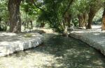 چشمه قدمگاه سده