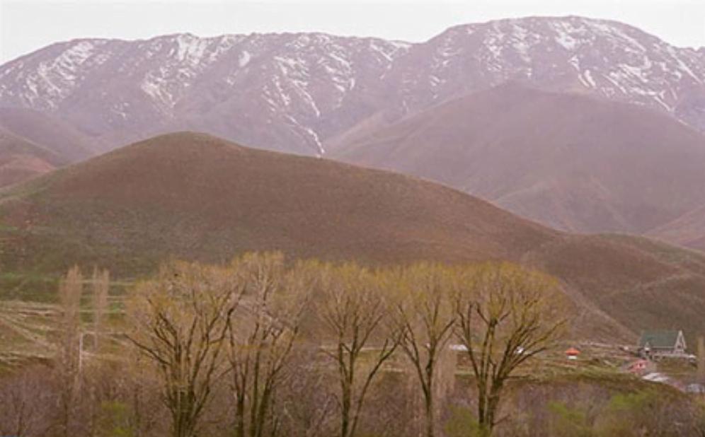 چشمه قلقلک