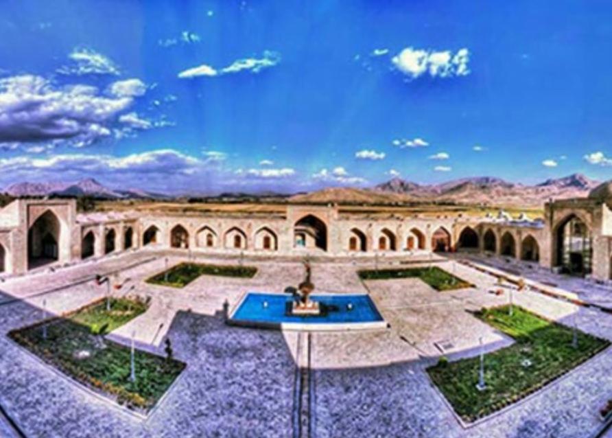 کاروانسرای شاه عباسی کرمانشاه
