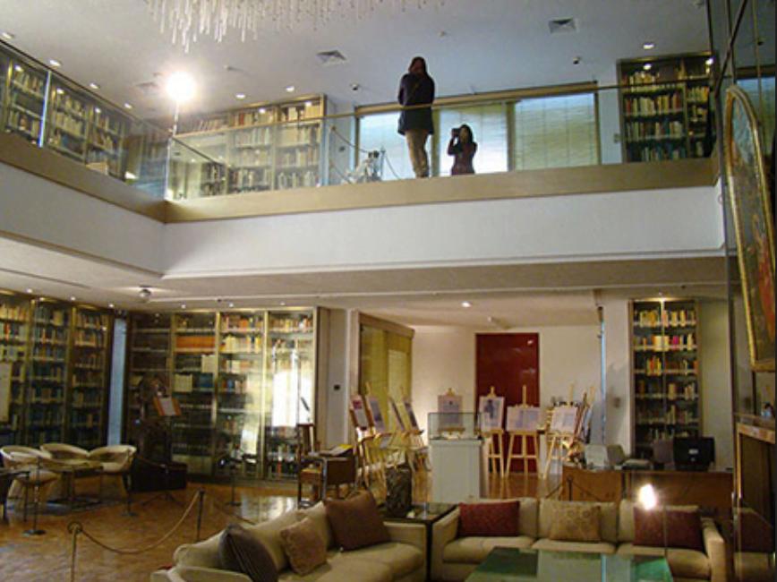 قدیمی ترین کتابخانه ایران