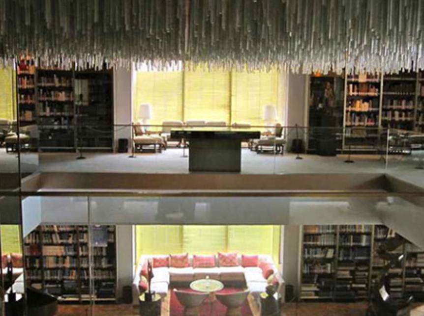 قدیمی ترین کتابخانه ایران قدیمی ترین کتابخانه ایران