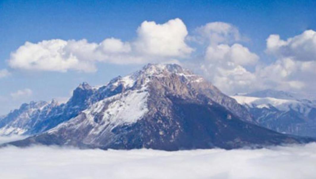 جاذبه های کوهنوردی در کوه لاکمر