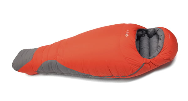 اندازه مناسب برای کیسه خواب