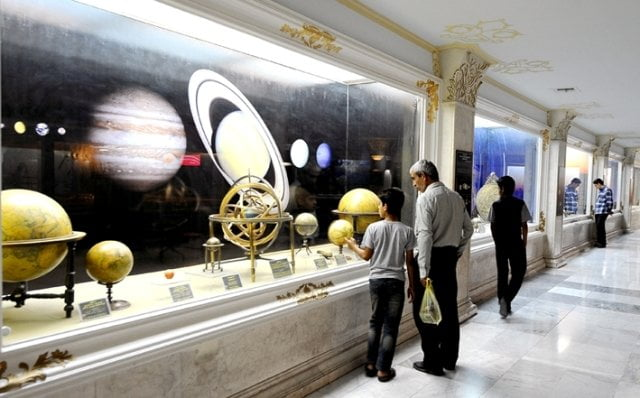 فرهنگسرای علوم و نجوم مشهد