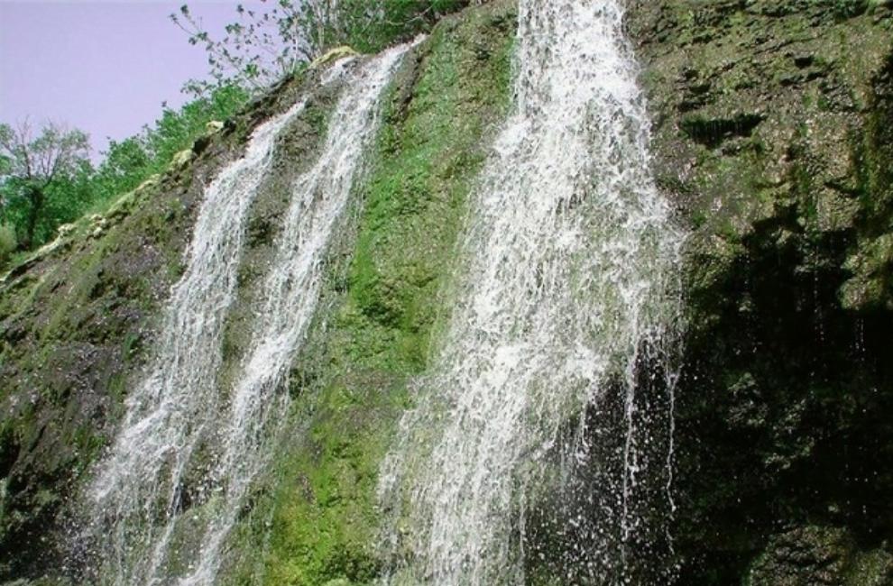 آبشار بوان نورآباد