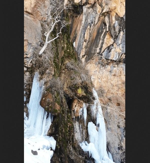آبشار شاهلولاک آبشار شاه لولاک