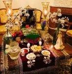 آیین های نوروزی تهران قدیم