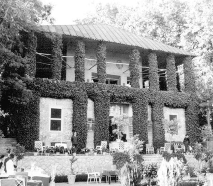 باغ ملک تهران باغ ملک تهران