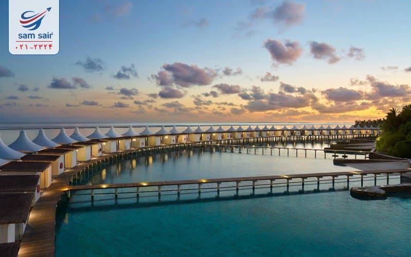 -مالدیو-1 انتخاب بهترین گزینه های تفریح در تور مالدیو،آفریقا و استرالیا