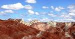 تپه های رنگين ماهنشان